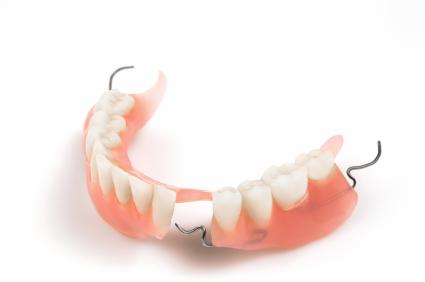 Acrylic Partial Dentures