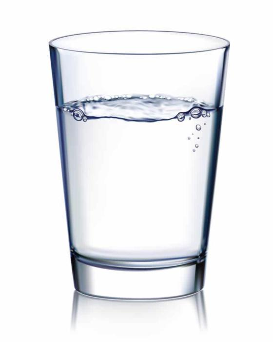 Cup of water | Gretna LA Dentist