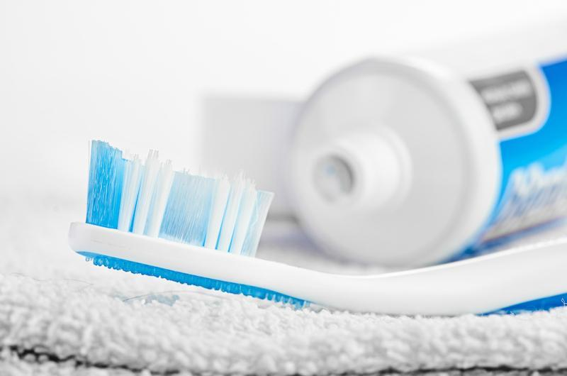 toothbrush and toothpaste | Gretna LA Dentist