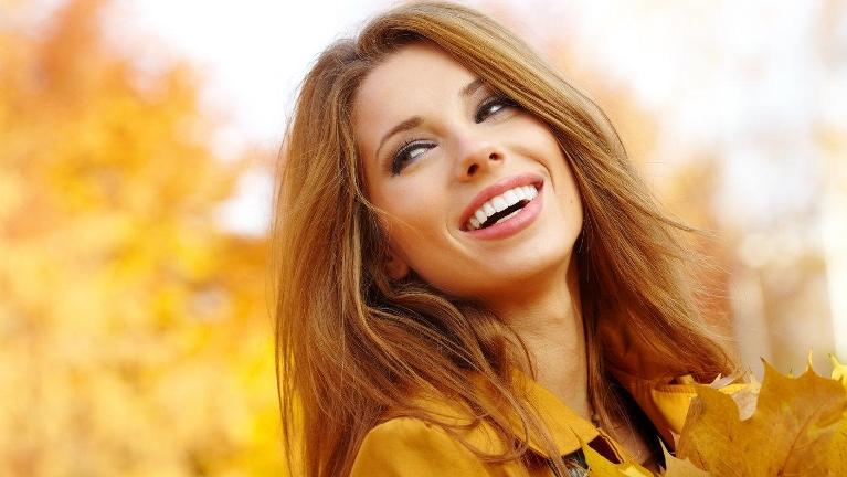woman smiling | Dentist gretna la
